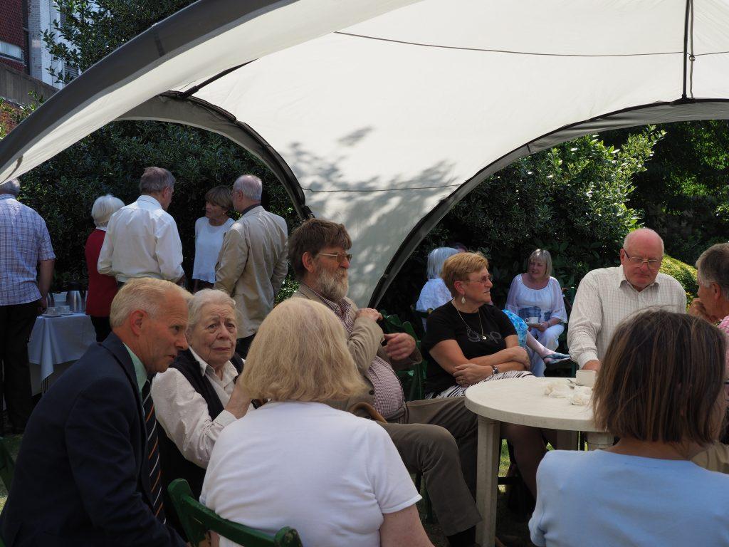 Annual lunch commemorating the translation of Eastbridge Hospital's patron saint Thomas Becket