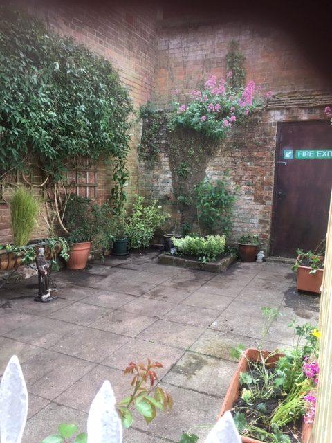 Garden at Eastbridge